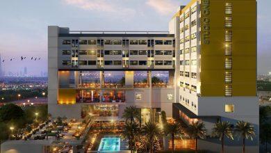 Photo of قريباً افتتاح فندق استديو ون في مدينة دبي للاستديوهات