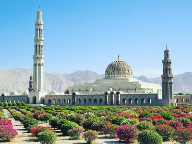 جامع السلطان قابوس ، سلطنة عمان