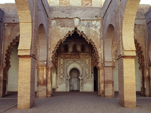 مسجد تين مال ، المغرب