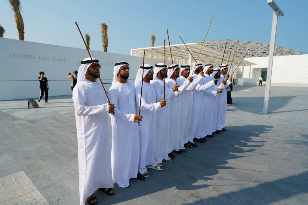 فعاليات متحف اللوفر أبوظبي