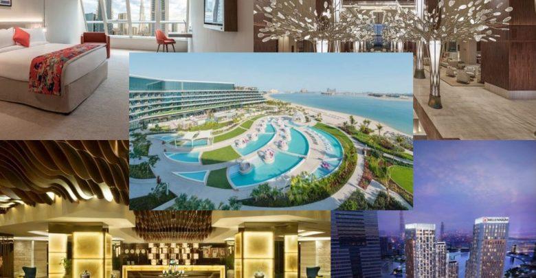 أحدث 5 فنادق افتتحت أبوابها في دبي