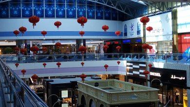صورة احتفالية مارينا مول أبوظبي بالسنة الصينية الجديدة