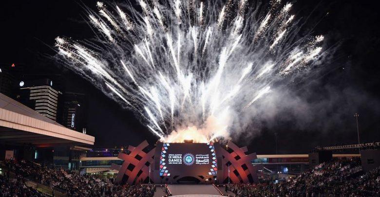 الأولمبياد الخاص الألعاب العالمية أبوظبي 2019