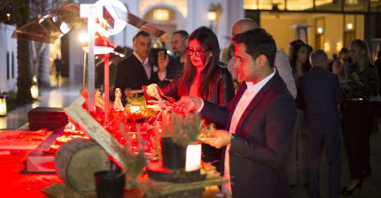 احتفالية عشاء TuttoFood في دبي