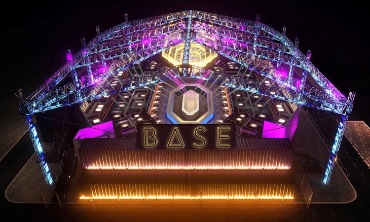 حفل الدي جي بلاك كوفي في دبي خلال نوفمبر 2019