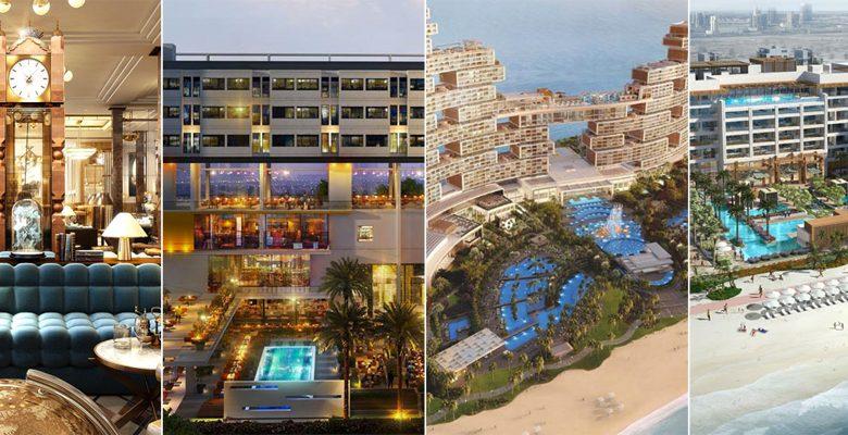 10 فنادق ستفتتح ابوابها في دبي خلال سنة 2019