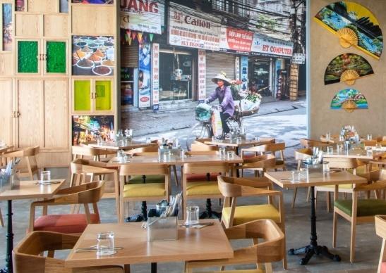 مطعم آسيان كيتشن