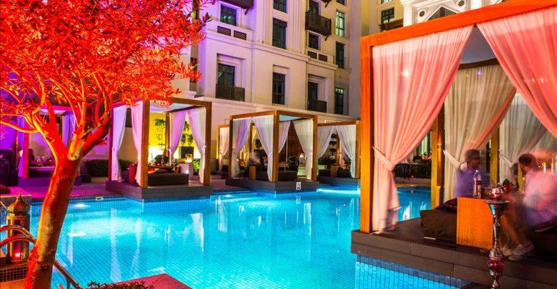 فندق فيدا وسط المدينة