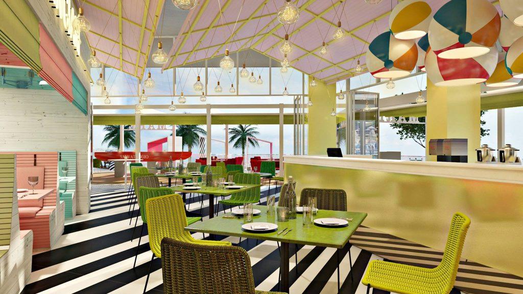 ماسيمو بوتورا يفتتح مطعماً جديداً به في دبي