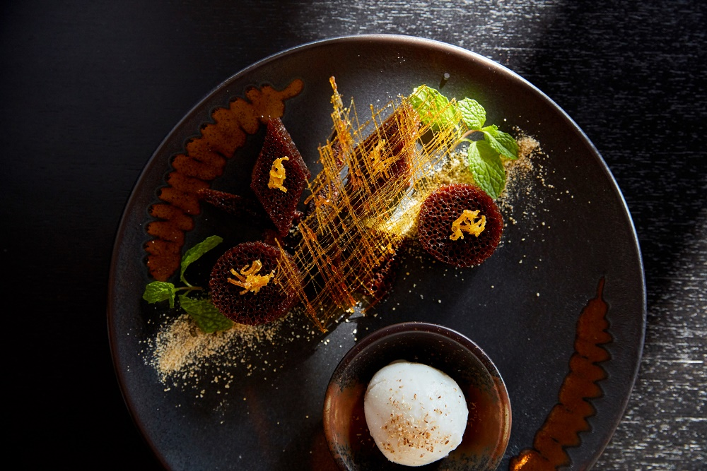 مطعم زن واي في سيزرز بالاس بلوواترز دبي