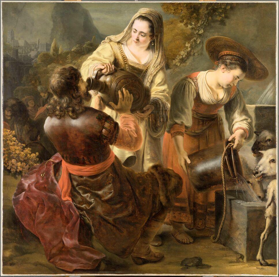 معرض رامبرانت وفيرمير والعصر الذهبي الهولندي في أبوظبي