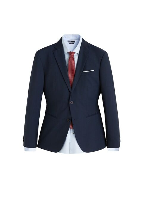 بدلة The Travel Suit من MANGO