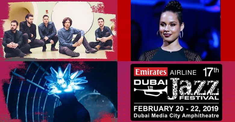 دبي تستضيف مهرجان طيران الإمارات لموسيقى الجاز 2019