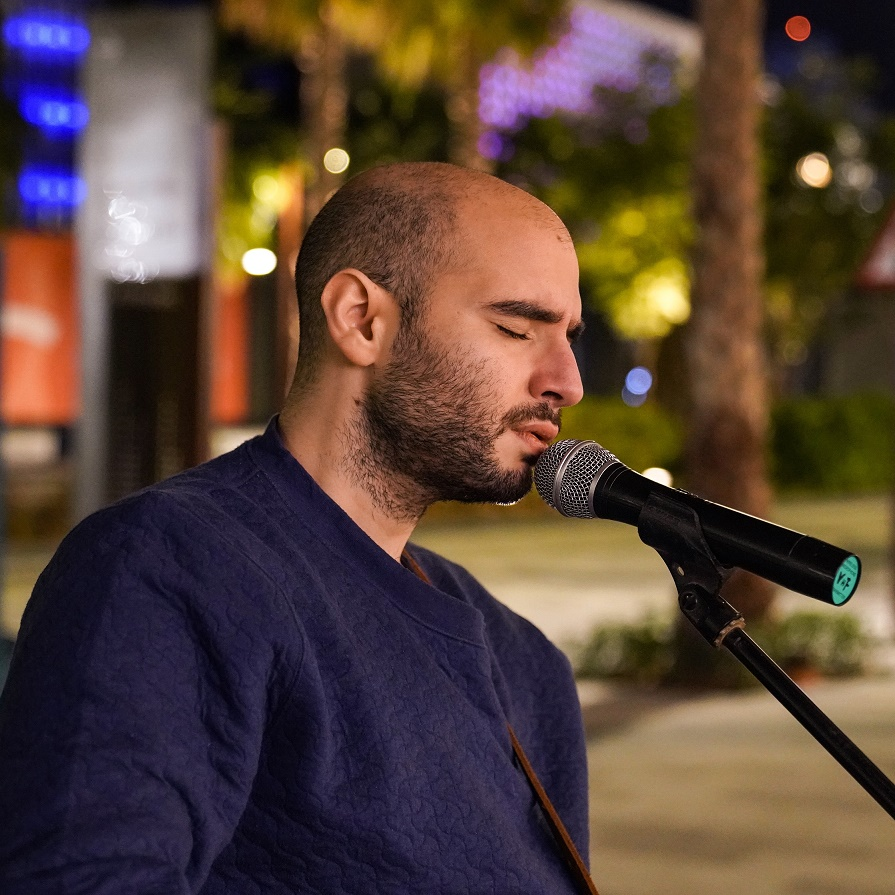 مهرجان بلوواترز لموسيقى الشارع