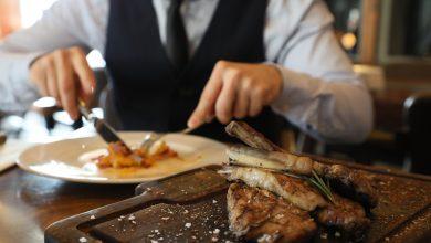 صورة خيارات الغداء في برجر آند لوبستر ومطعم غوركان شيف ستيك هاوس