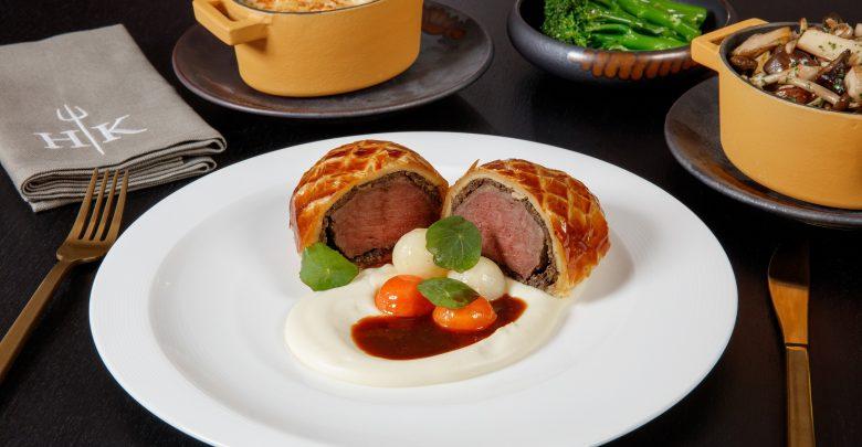 مطعم هيلز كيتشن في منتجع سيزرز بالاس بلوواترز دبي