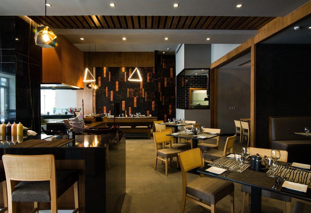 مطعم كماتشو في وجهة مطاعم كاسكيد