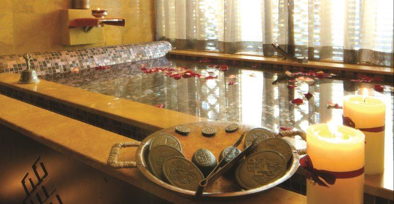 تشي ذا سبا في فندق شانغريلا قرية البري أبوظبي