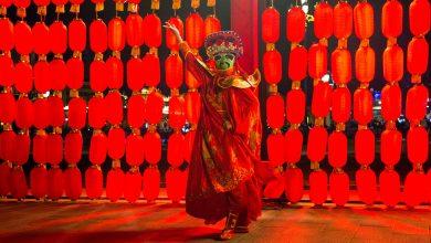Photo of احتفالات السنة الصينية الجديدة في القرية العالمية