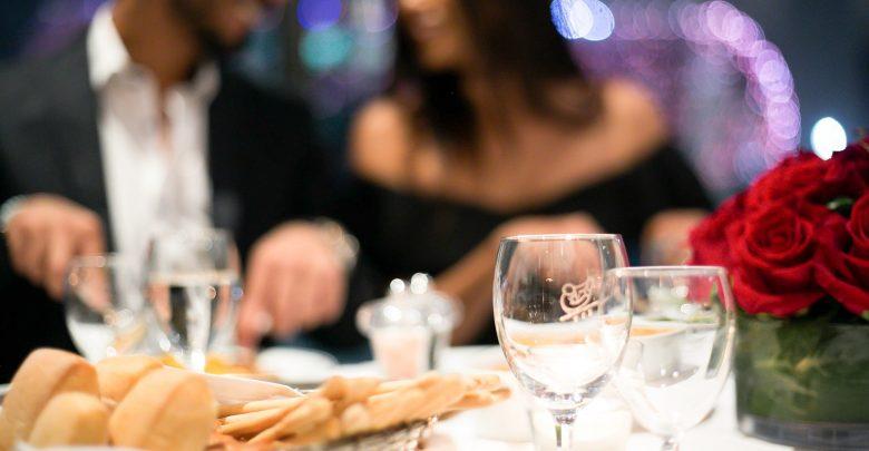 أمسية عيد الحب 2019 في مطعم تشيبرياني