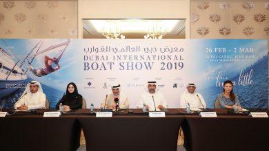 Photo of فعاليات معرض دبي العالمي للقوارب 2019