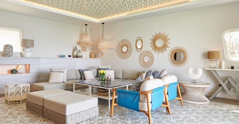 الكوخ الشاطئي في دريفت بيتش دبي