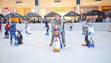 Photo of جلسات حلبة دبي للتزلج خلال أيام الأسبوع