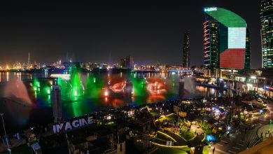 Photo of احتفالات اليوم الوطني لدولة الكويت في دبي