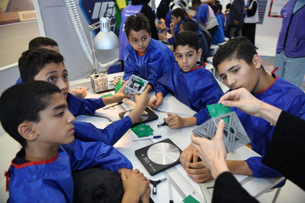 مهرجان أبوظبي للعلوم 2019