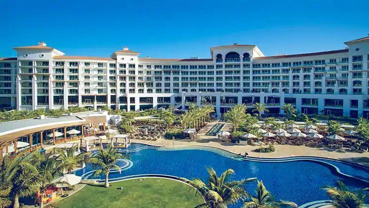 فندق والدورف أستوريا دبي بالم جميرا