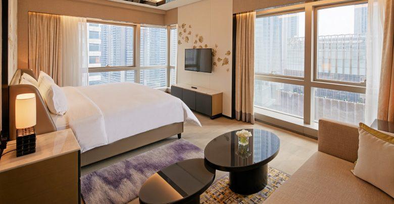 فندق جميرا ليفينغ غوانزو في الصين