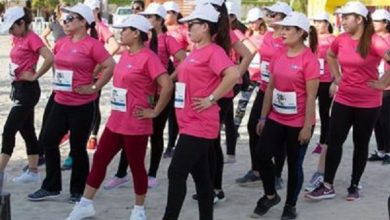 صورة سباق دبي داش النسائي 2019