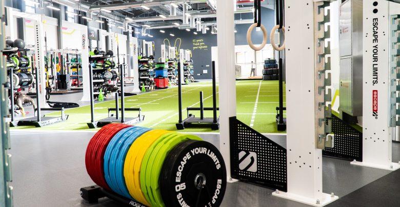 مركز ماكس آند إيغل للياقة البدنية في دبي