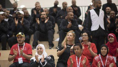 Photo of مبادرة حاضرين خلال الأولمبياد الخاص الألعاب العالمية أبوظبي