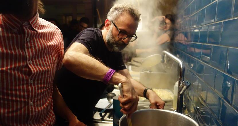 ماسيمو بوتورا يفتتح مطعماً جديداً له في دبي