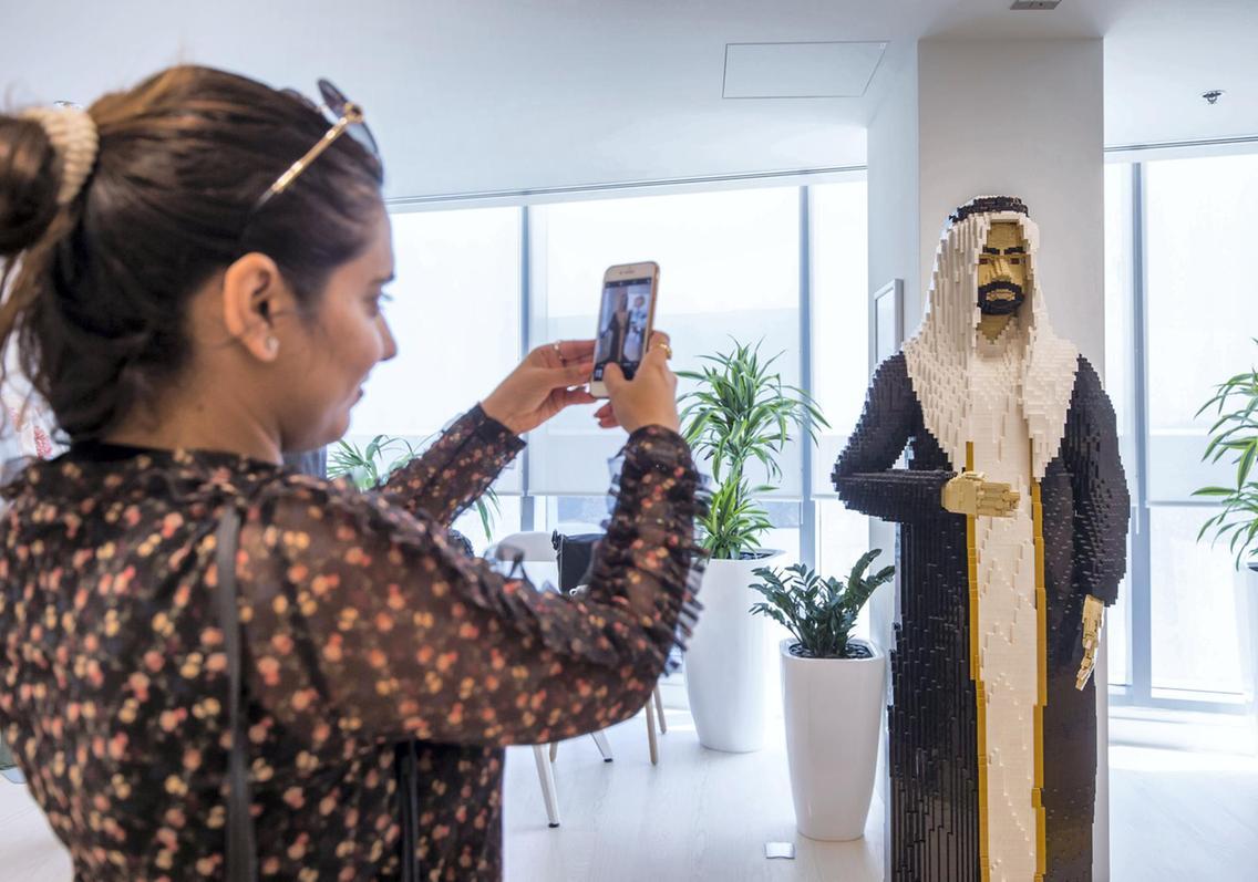 ليغو تفتتح أول مكتب لها في دبي