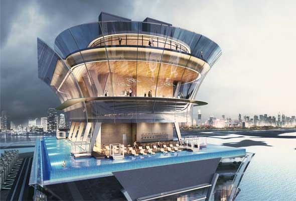 فندق سانت ريجيس دبي – النخلةSt Regis Dubai – The Palm