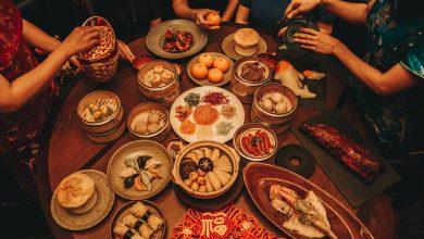 صورة احتفالات السنة الصينية في مطعم داي باي دونغ
