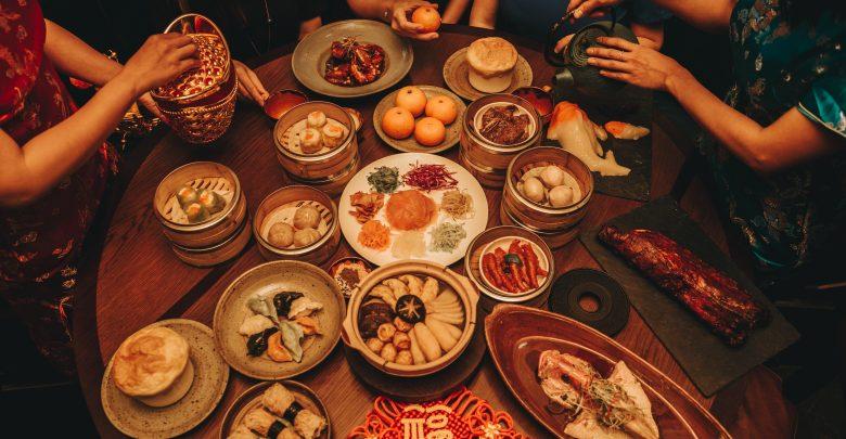 مطعم داي باي دونغ في فندق روزوود أبوظبي