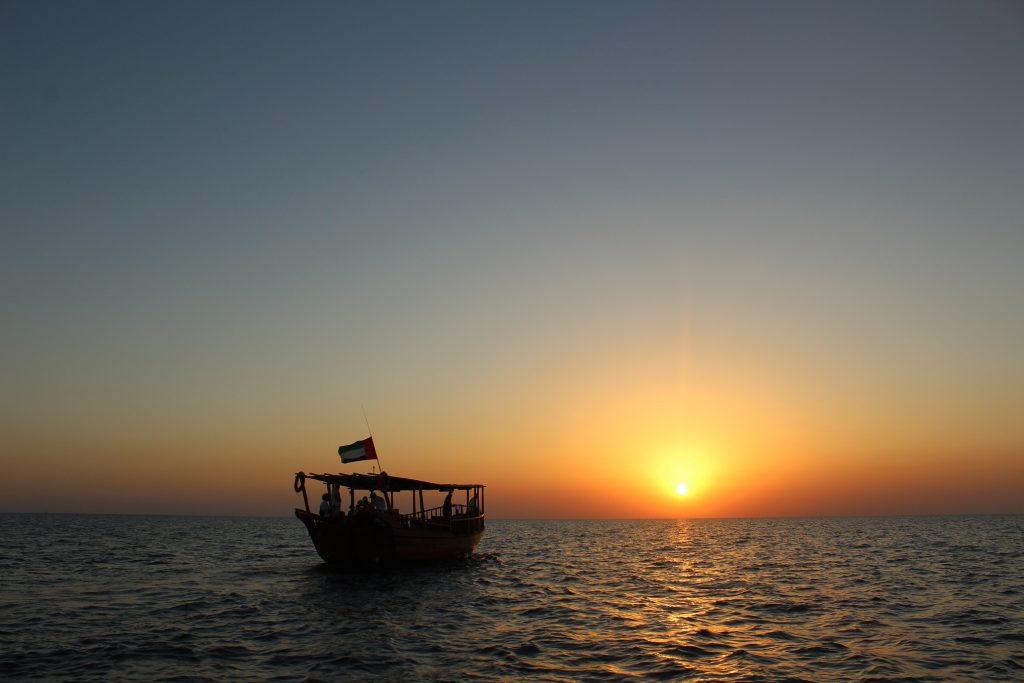 رحلات سردال للغوص على اللؤلؤ في جزيرة ياس