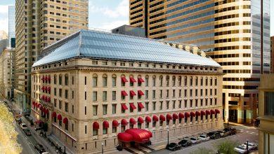فندق ذا لانغام بوسطن