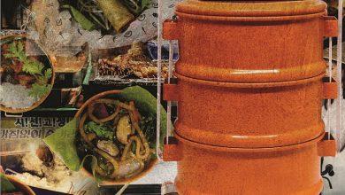 صورة قائمة جديدة من وجبات الغداء في مطعم نودل هاوس