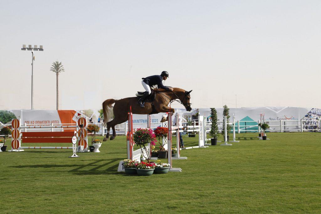 دوري الإمارات لونجين لقفز الحواجز