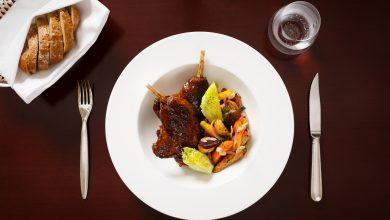 صورة قائمة العشاء الجديدة من مطعم بوردو