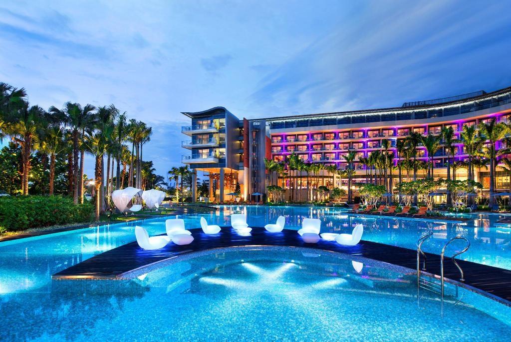 فندق W Singapore Sentosa Cove
