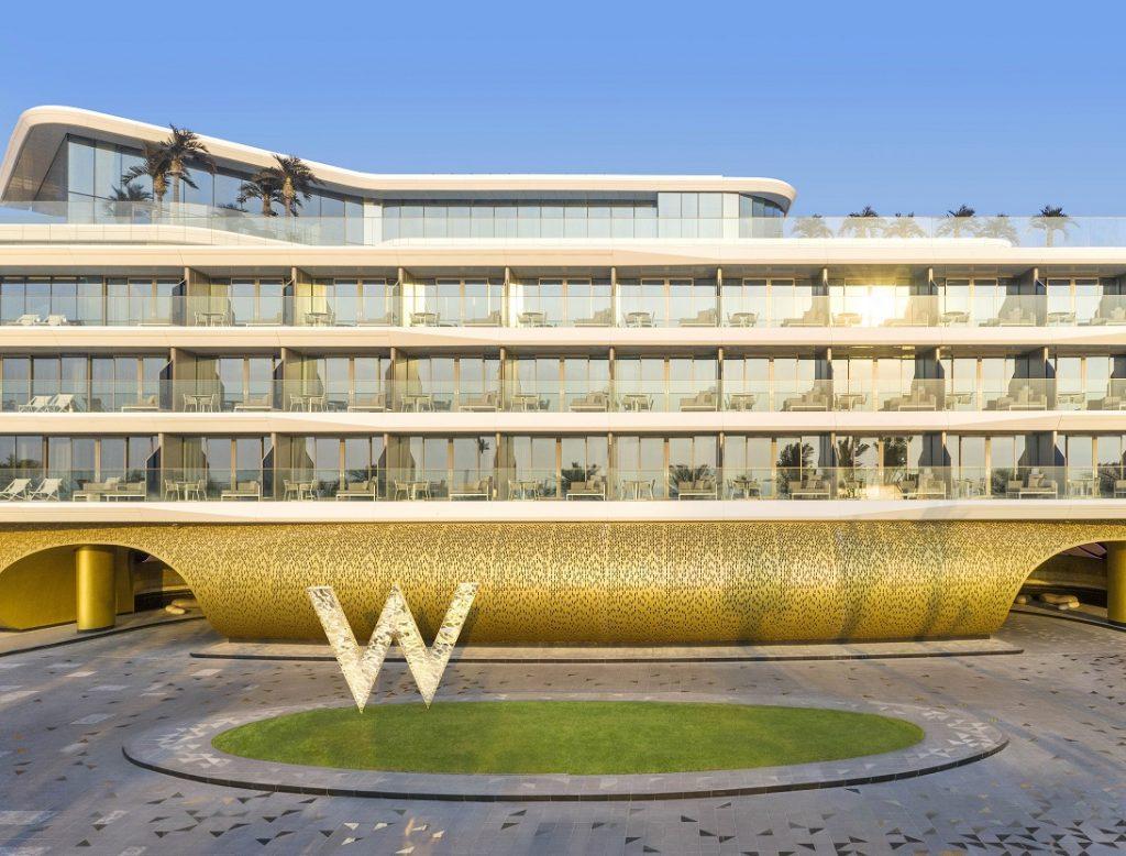 فندق دبليو دبي النخلة