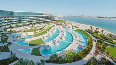 صورة افتتاح فندق دبليو دبي النخلة