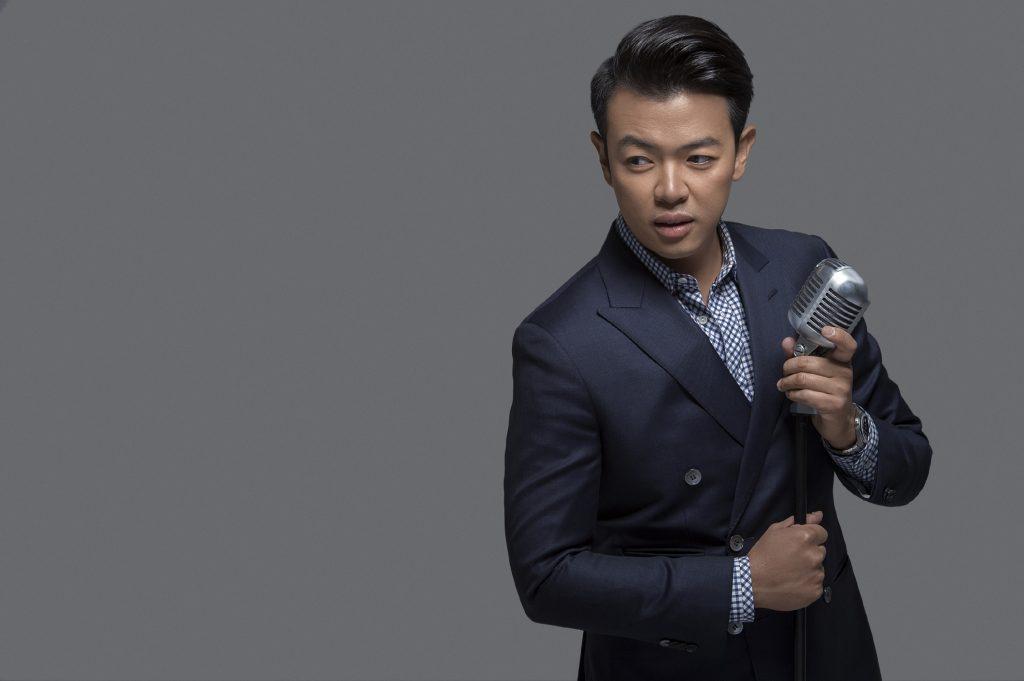 الكوميديان الكوري ونهو تشونغ