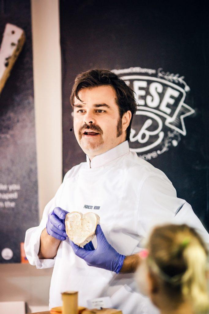 فعاليات مهرجان الأجبان في دبي
