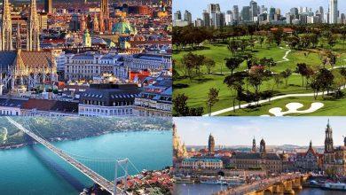 Photo of المدن العالمية الأكثر رواجاً لقضاء عطلة الربيع